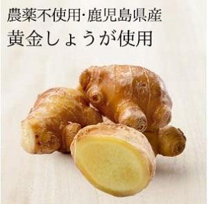 「にんにく生姜」黄金しょうが