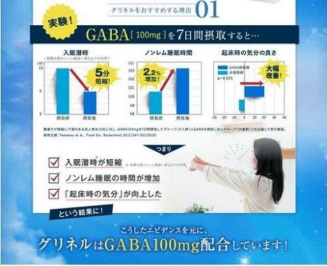ファイン「グリネル」GABA