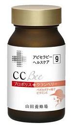 山田養蜂場「CCBee」